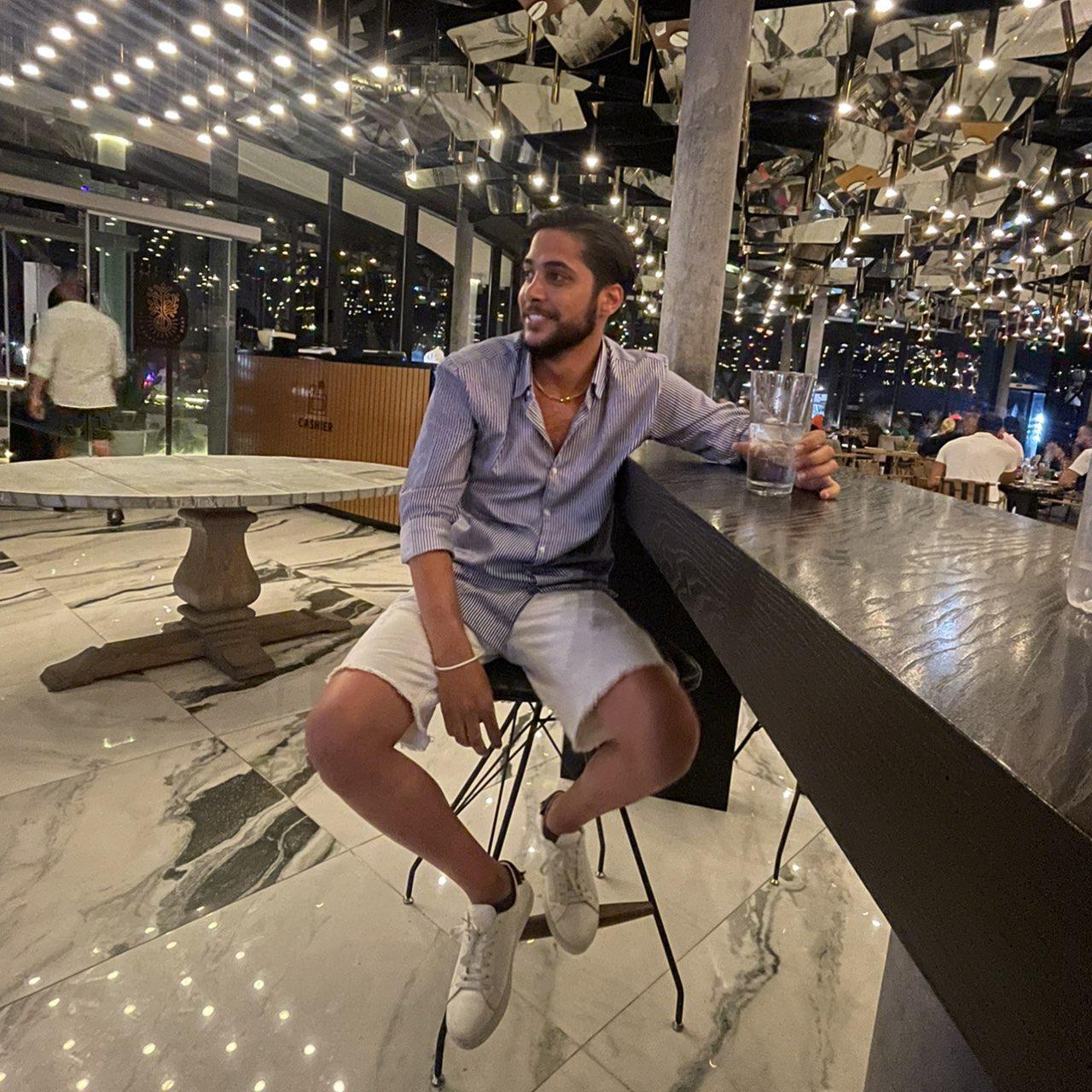 Mehdi Ebrahimi Clubhouse