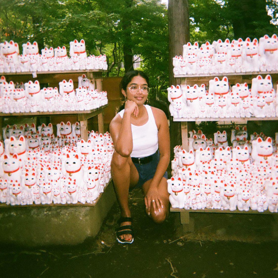 Naomi Menezes Clubhouse