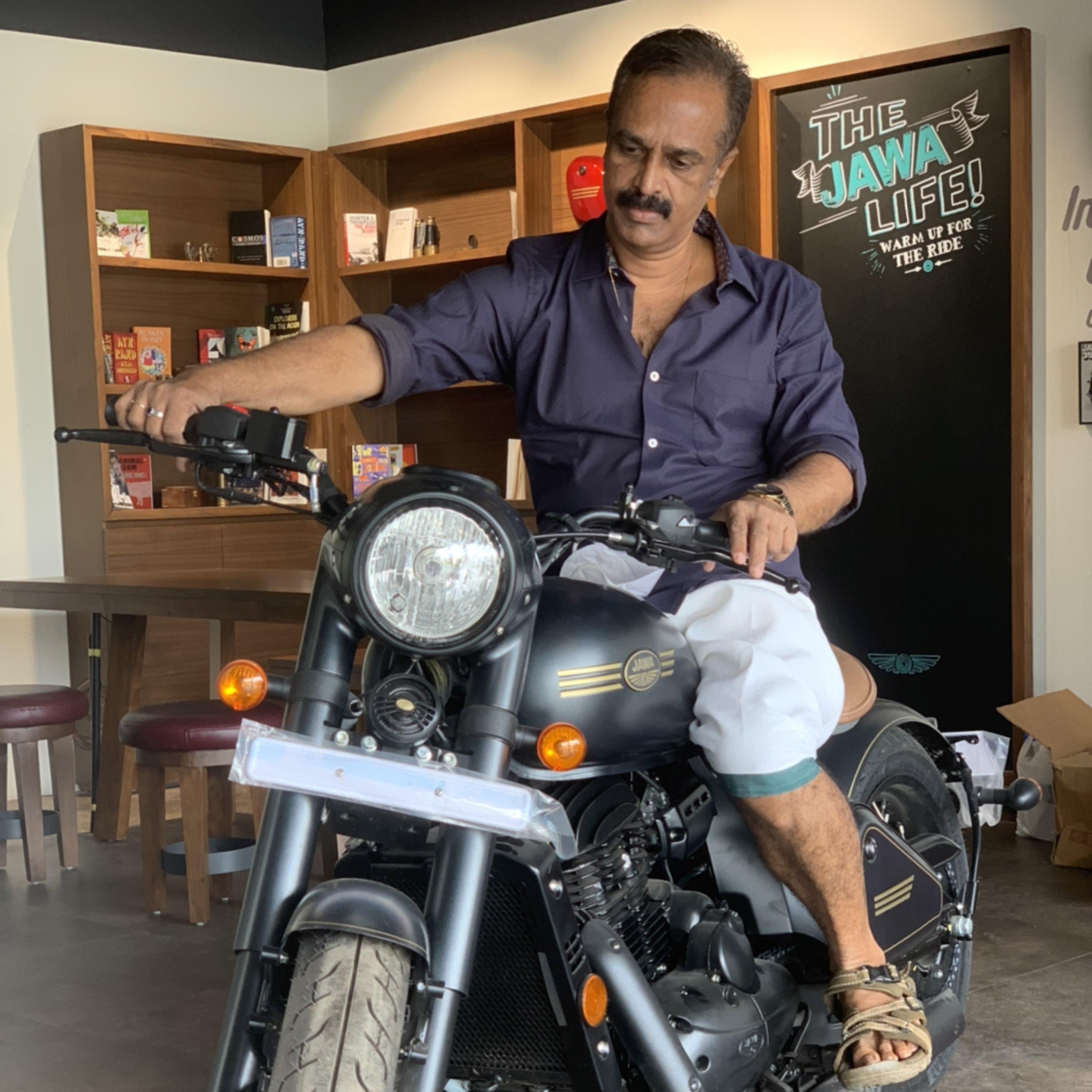 Rajesh Babu Clubhouse