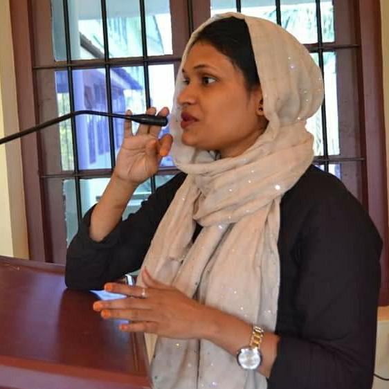 Dr.Shameena VP VP Clubhouse