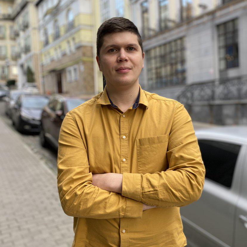 Todorchuk Oleksandr Clubhouse