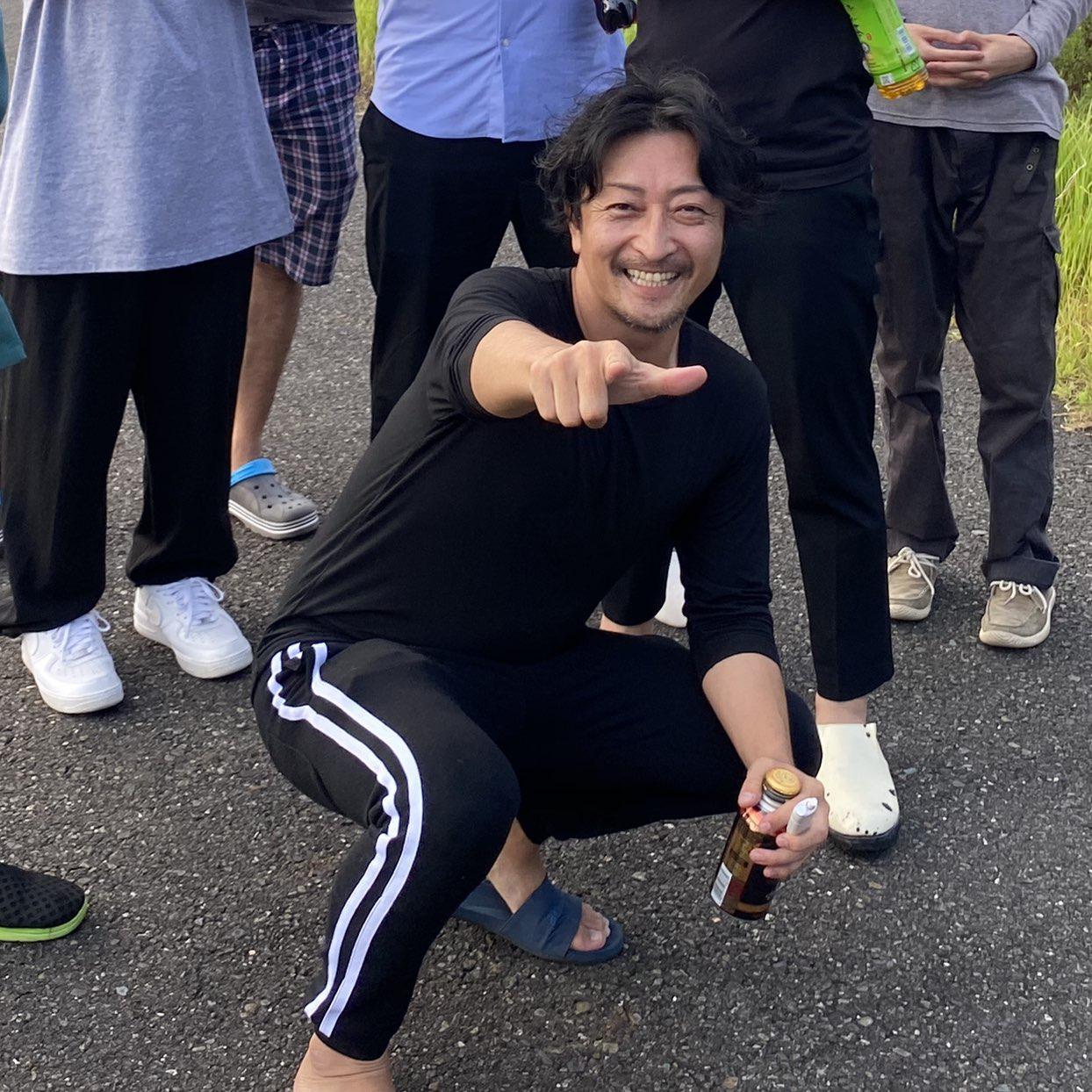 ryocho Sakai Clubhouse