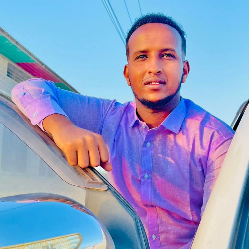 mohamed  Amiin Ahmed Clubhouse