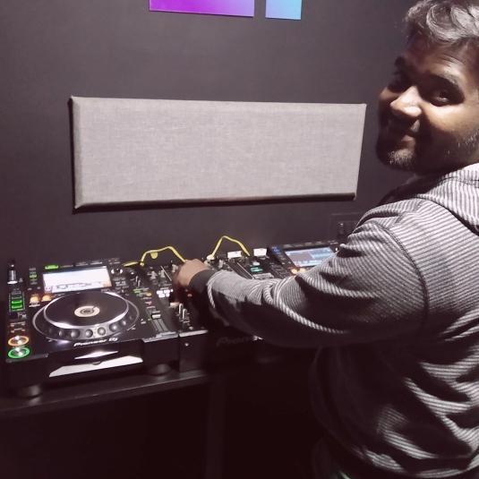 Karthic Raaja G Clubhouse