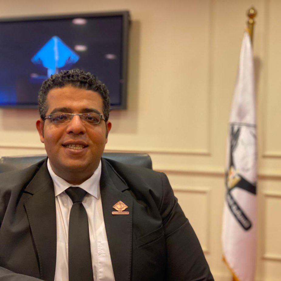 Hossam Mahmoud Clubhouse