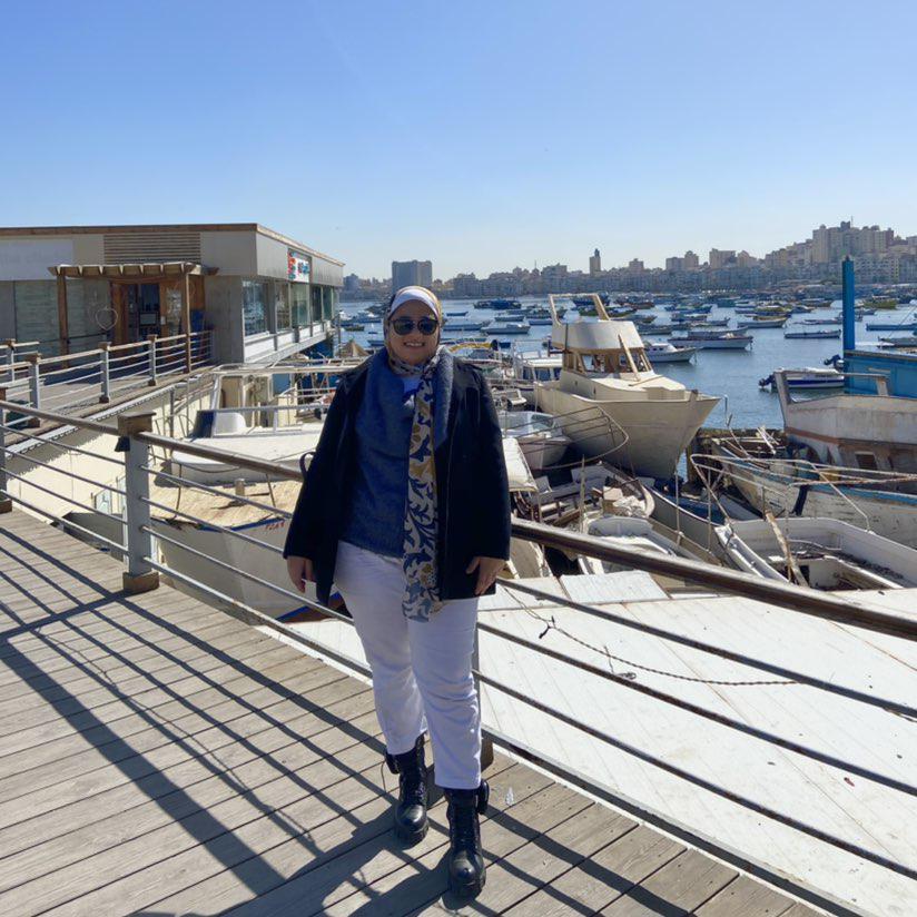 Nour Khalil Clubhouse