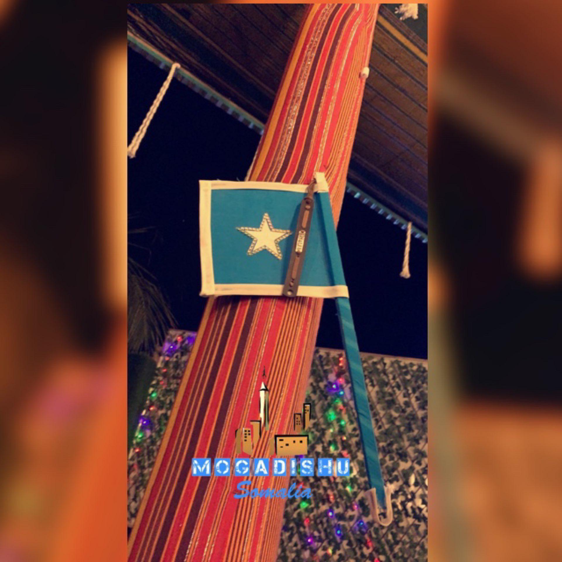 Boqorada Shanta Somaliyed Clubhouse