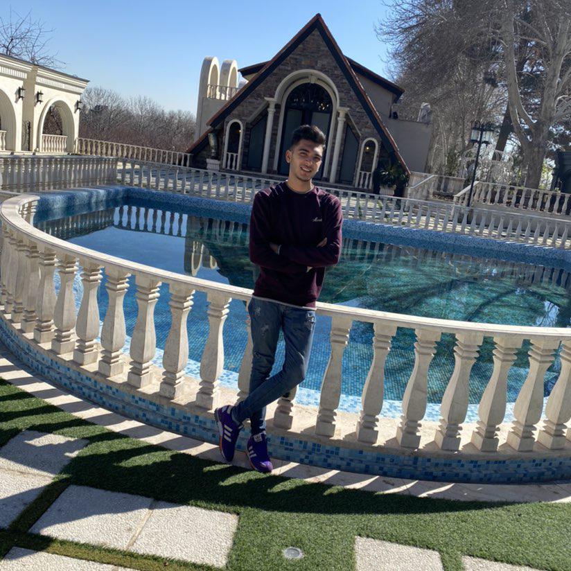 Alireza rajaii Clubhouse