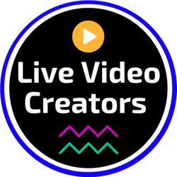 Live Video Creators Clubhouse