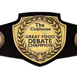 The Great Food Debate Clubhouse