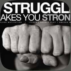 Struggle Made U Stronger Clubhouse