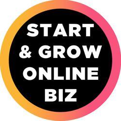 START GROW AN ONLINE BIZ Clubhouse