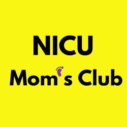 The NICU Mom's Club Clubhouse