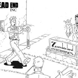 Corporate Zombie Survival Clubhouse