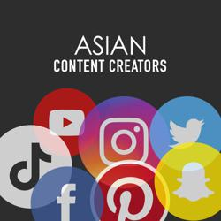 Asian Content Creators  Clubhouse