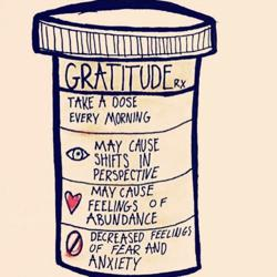 Gratitude Extraordinaires Clubhouse
