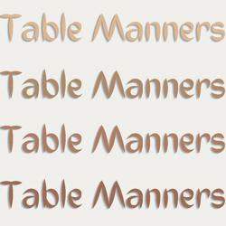 Table Manners Clubhouse