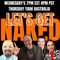Let's Get Naked!!  Clubhouse