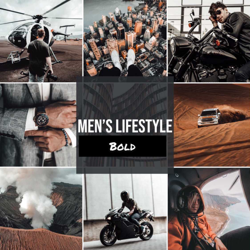 Bold Men Lifestyle  Clubhouse