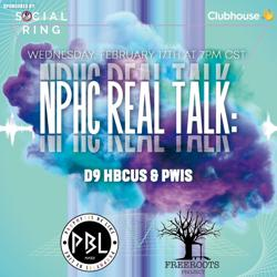 NPHC Real Talk Clubhouse