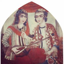 موسیقی و شعر ایرانی Clubhouse