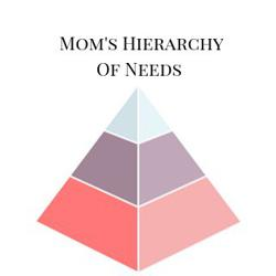 Mom's Hierarchy of Needs  Clubhouse