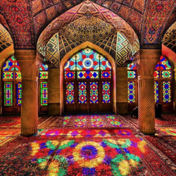 Persian Psychedelic Club Clubhouse