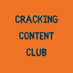 Cracking Content Club Clubhouse