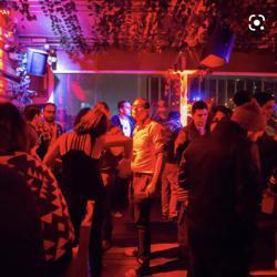 Night club Pop world Clubhouse