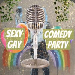 SEXY GAY COMEDY PARTY Clubhouse