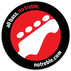 No Treble - All Bass Clubhouse