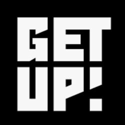 ⫷     GET UP  ⫸ Clubhouse