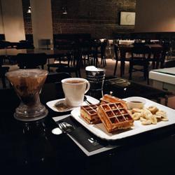 CAFE ROFAGHAYE LUXURY Clubhouse