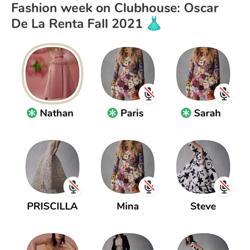 Fashion Week Clubhouse
