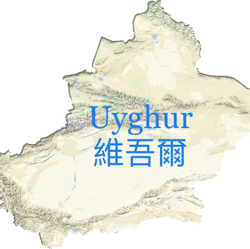 Uyghur ئۇيغۇر 維吾爾 Clubhouse