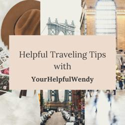 Helpful Traveling Tips Clubhouse
