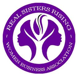 Real Sisters Rising Woman Business Association Clubhouse