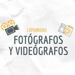 Fotografos y videografos Clubhouse
