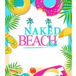 𝄑 NAKED BEACH 𝄐 Clubhouse