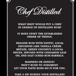 Chef Distilled  Clubhouse