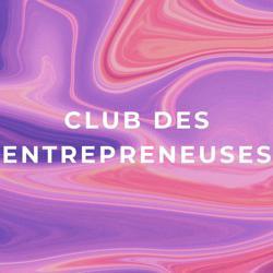 Club des Entrepreneuses Clubhouse