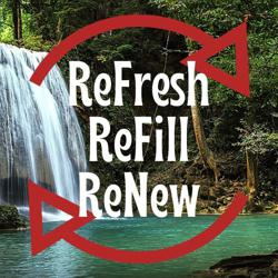 REFRESH, REFILL, RENEW Clubhouse