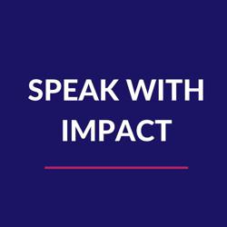 Speak with impact Clubhouse