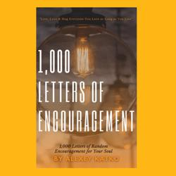 1,000 Encouraging Letters Clubhouse