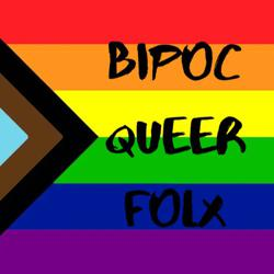 BIPOC QUEER FOLX Clubhouse