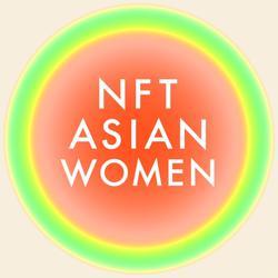 NFT Asian Women Clubhouse