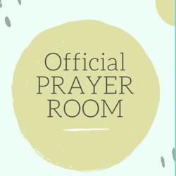 Official Prayer Room Clubhouse
