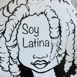 Latina While Black Clubhouse