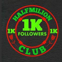 Halfmillion ClUB Clubhouse