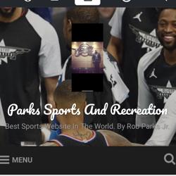 ParksSportsAndRecreation Clubhouse